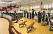 Jumeirah beach hotel Talise fitnes gym Dubaj.nadosah.sk