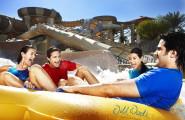 Jumeirah beach hotel Wild wadi Dubaj.nadosah.sk