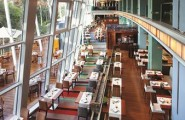 Jumeirah beach hotel restauracia Dubaj.nadosah.sk