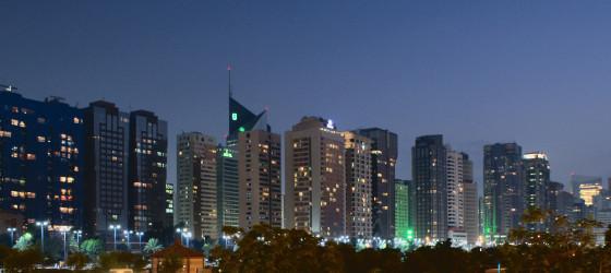 Celodenná prehliadka Abu Dhabi