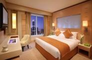 Emirates Grand Hotel Spálňa Dubaj.nadosah.sk