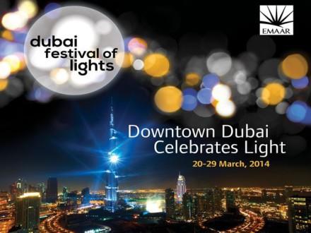Podujatia v Dubaji marec 2014