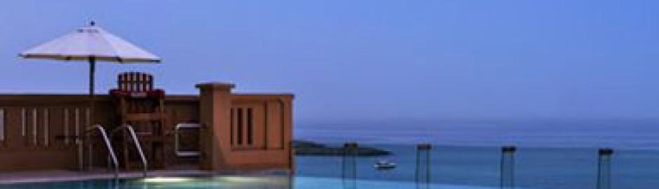 Sofitel Dubai Jumeirah Beach Bazén Dubaj.nadosah.sk