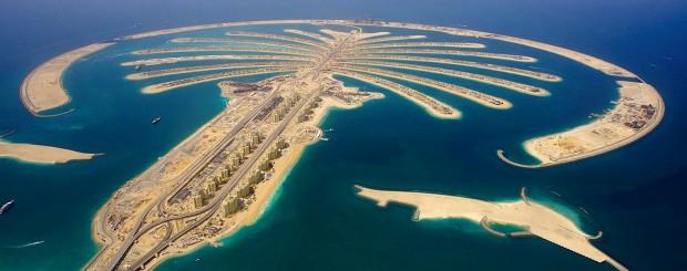 Atrakcie v Dubaji