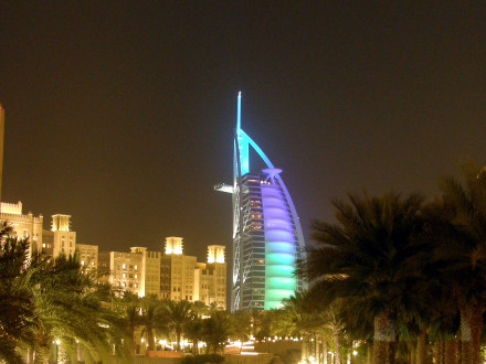 TOP podujatia počas októbra 2015 v Dubaji